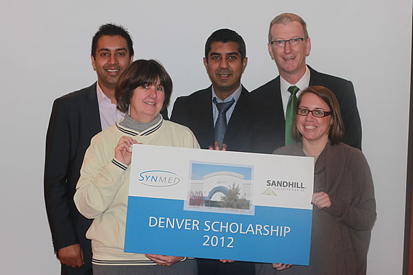 Group Photo - Denver Scholarship 2011