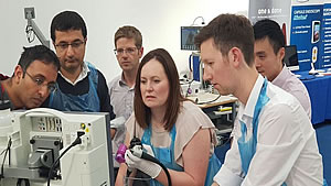 Endoscopic Full Thickness Resection using the Ovesco FTRD System Training Day(s)